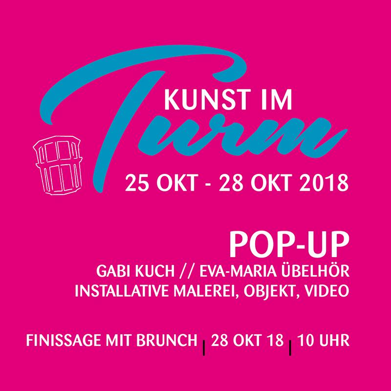 POP-UP Kunst im Turm Freiburg