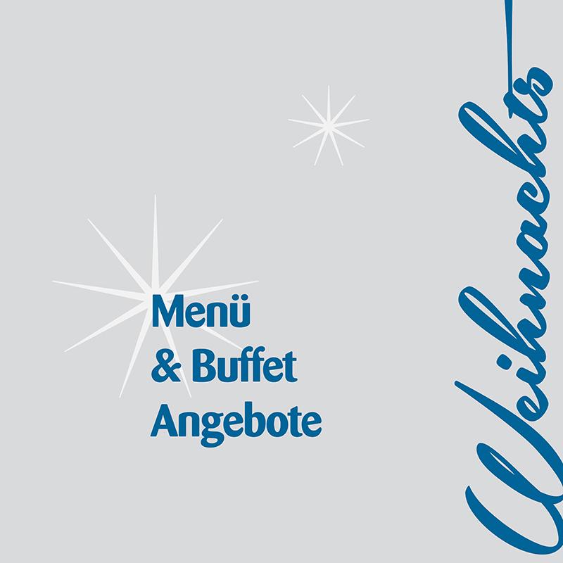 Weihnachtsmenue & buffet Freiburg