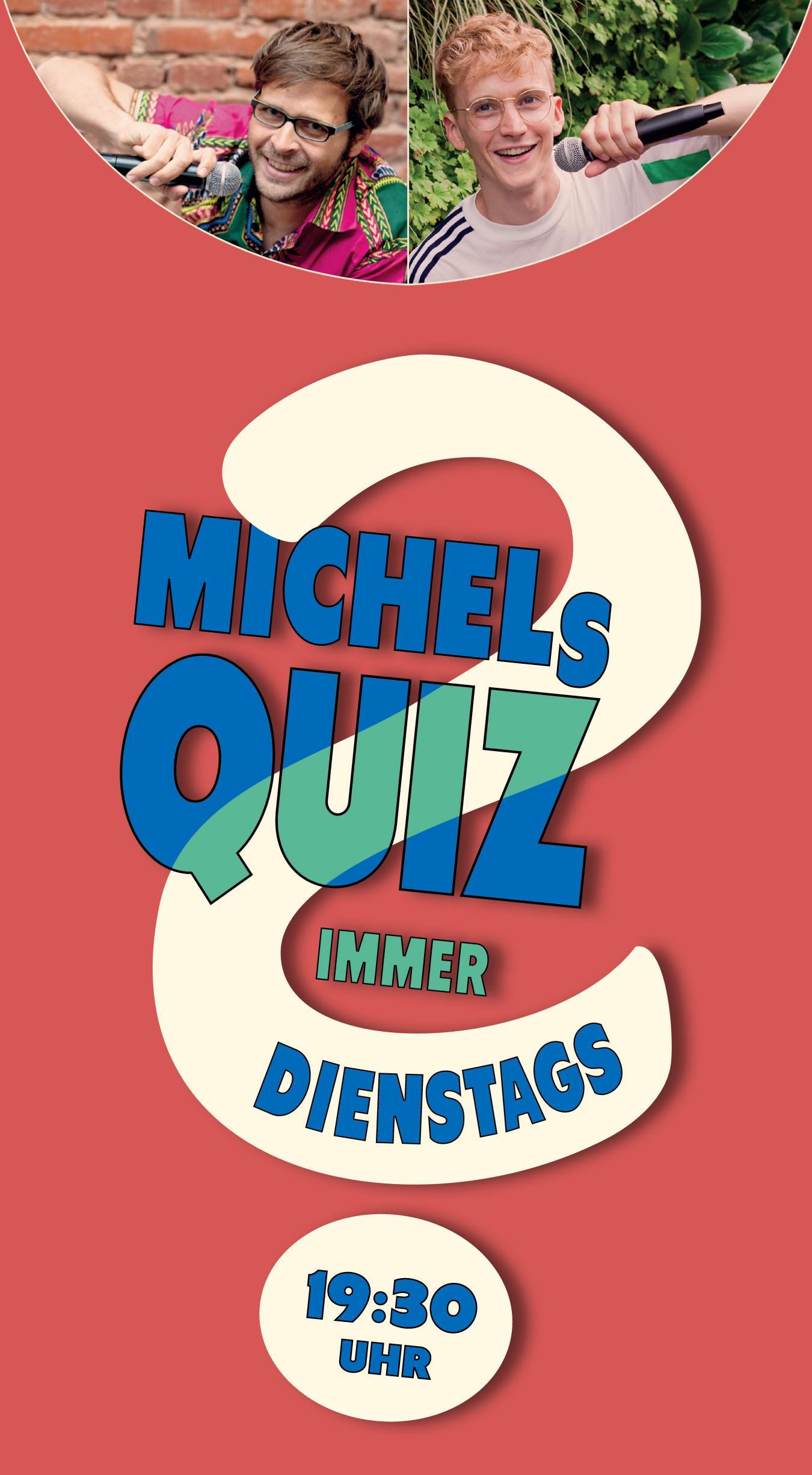 Michels Quiz in Freiburg im hier und jetzt am Turmcafe